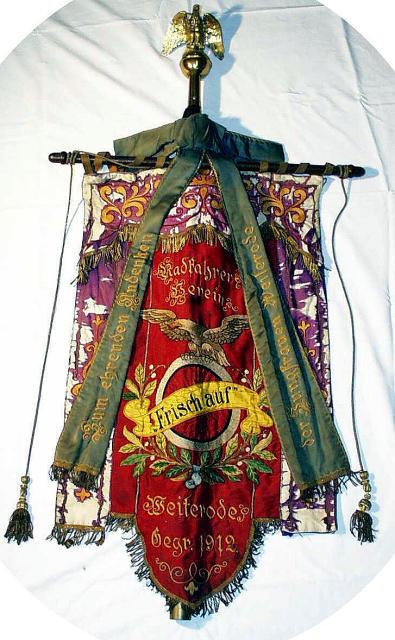 Original Vereinsfahne